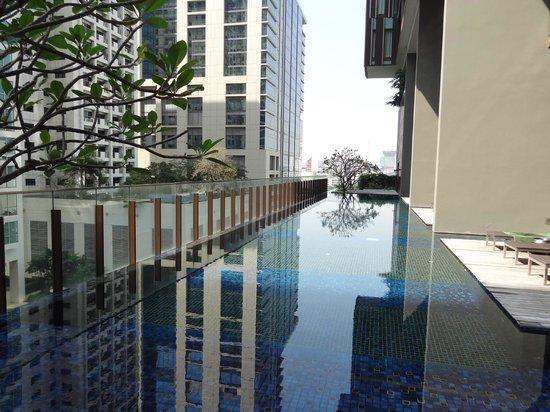 Hansar Bangkok Hotel : Pool