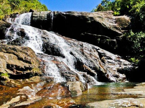 Pousada Chale Pico Da Bandeira: cachoeiras