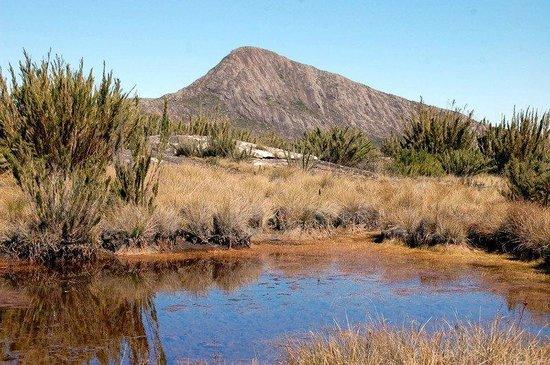 Pousada Chale Pico Da Bandeira: pico do cristal