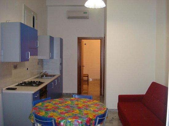 Casa Vacanze Taormina: Cucina