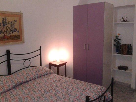 Casa Vacanze Taormina: Camera da letto