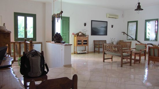 Edem Hotel: Αίθουσα πρωινού