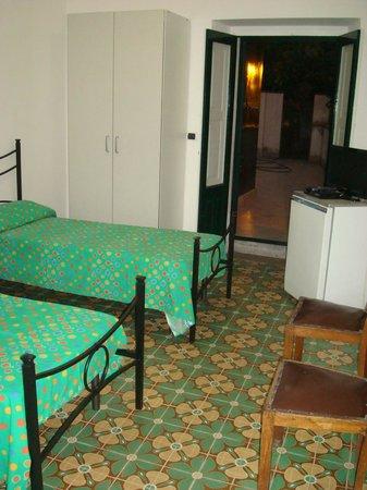 Casa Vacanze Taormina : Camera da letto