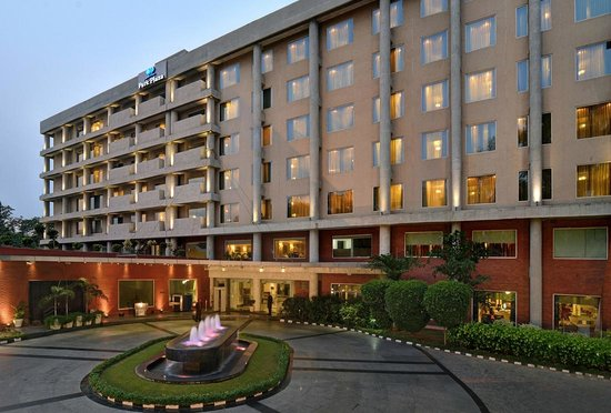 Park - Chandigarh hotel with swimming pool ...