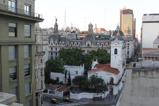 NH Buenos Aires City: VISTAS DESDE MI HABITACION NH-CITY