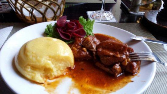Casa Romaneasca: Fantastico piatto! Non ho resistito e l'ho gustato prima della foto