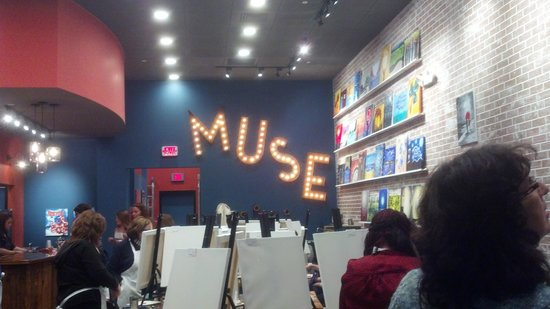 Muse Paintbar: Muse