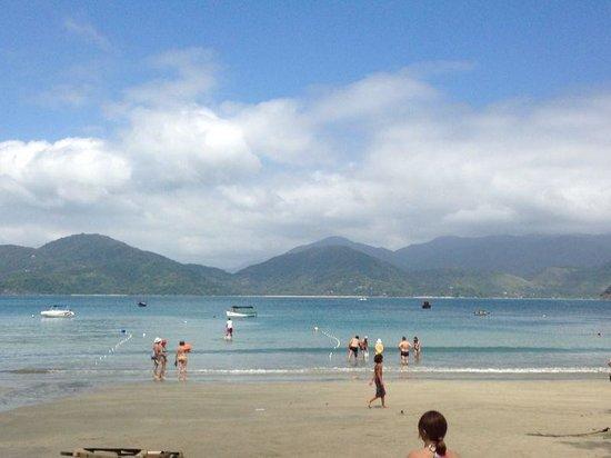 Pousada Tribo Ubatuba Hostel: Praia do Lazaro