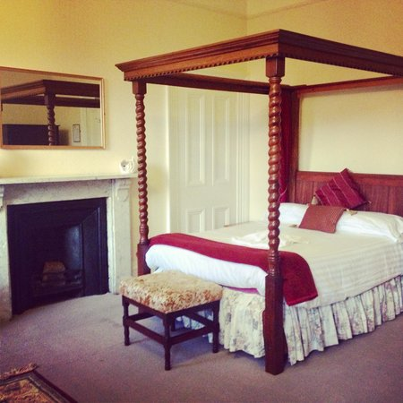 The Urr Valley Hotel: Bliss