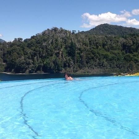 Llao Llao Hotel and Resort Golf Spa : increible vista