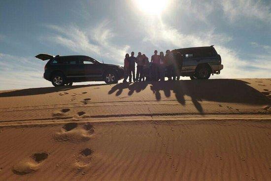 Riad Mamouche: buenas dunas xdd