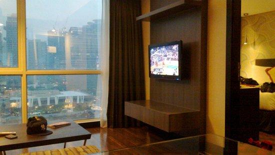 F1 Hotel Manila: Suite