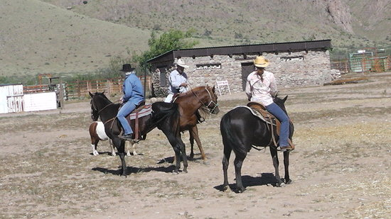 D.D. Gamble Guest Lodge: Ready To Ride the Range