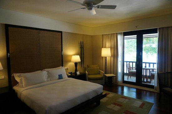 Conrad Bali: Ocean Suite
