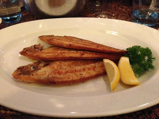 Lucius Seafood Restaurant: Grill
