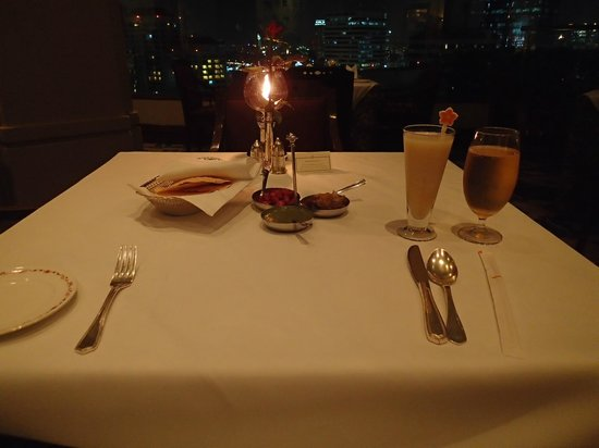 Rang Mahal Restaurant: Romantic dining