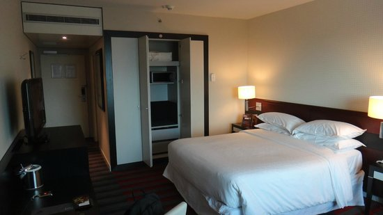 Sheraton Amsterdam Airport Hotel and Conference Center: Номер