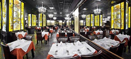 """ALFAVITO HOTEL: Restaurant """"Piano"""""""