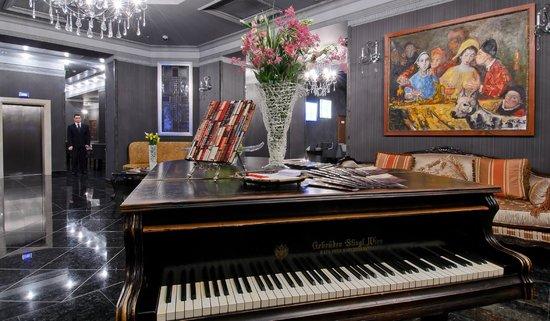 ALFAVITO HOTEL: Reception