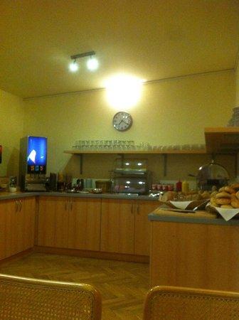 Hotel Meda - Art of Museum Kampa : dining room
