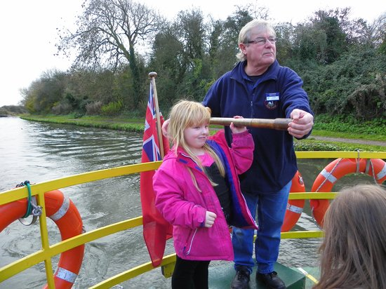Chichester Ship Canal Trust: Steering the boat