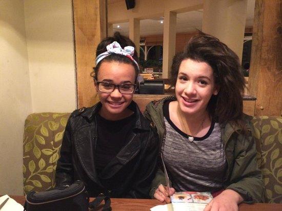 The Durley Inn Harvester: Emily & Amber