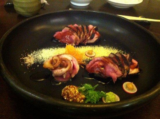 Ha-lu Japanese Restaurant: Duck