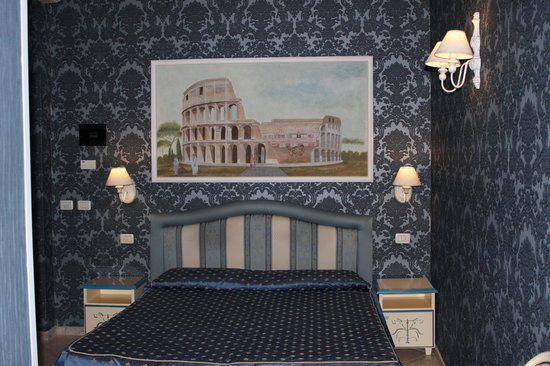 Hotel Golden: Habitación 104