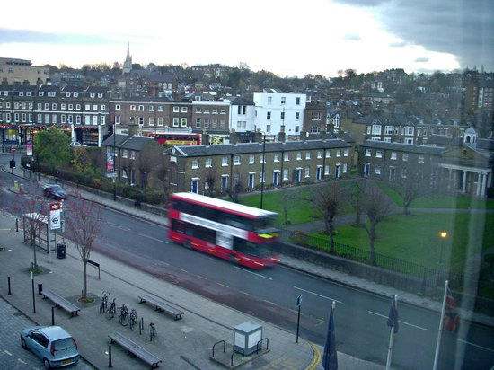 Novotel London Greenwich : View from room 429