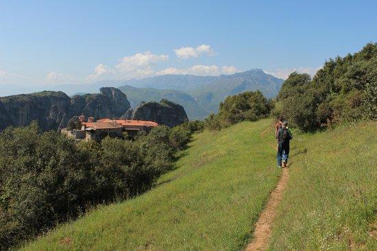 Meteora Hiking Day Tours