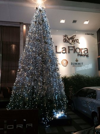 La Flora Resort Patong : Christmas!