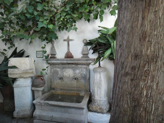 Mirador de Morayma : по пути, помойте руки