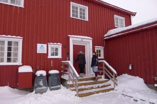 Kafjord Municipality, Νορβηγία: Helligskogen Fjellstue