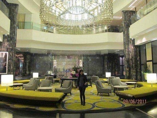 Crown Towers Lobby