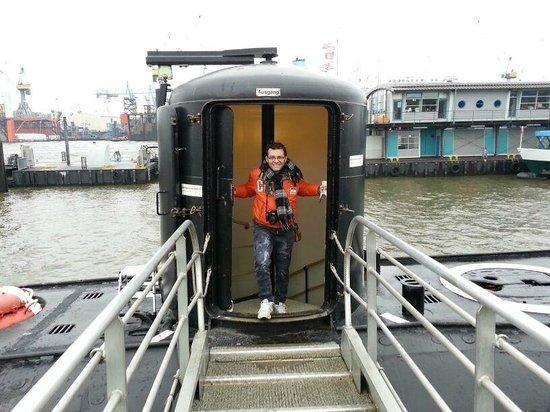 U-Bootmuseum U-434: Aria