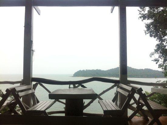 Panorama : Vew raining day !