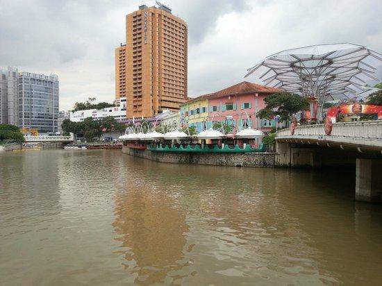 Novotel Singapore Clarke Quay: great location