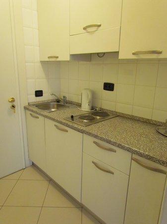 Residence Bologna: Кухня