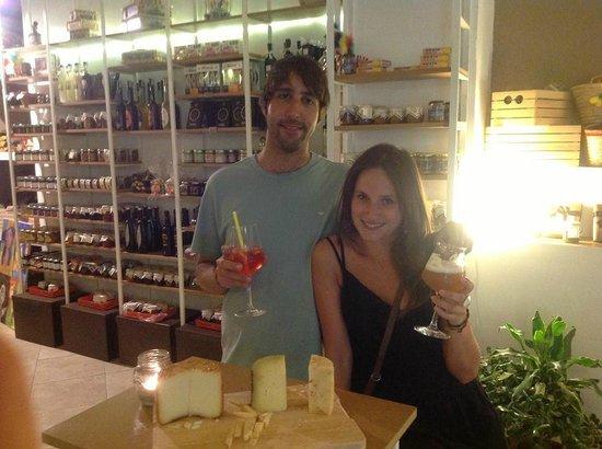 A' Putia Bottega Siciliana: lo spritz 100% siciliano!!!!