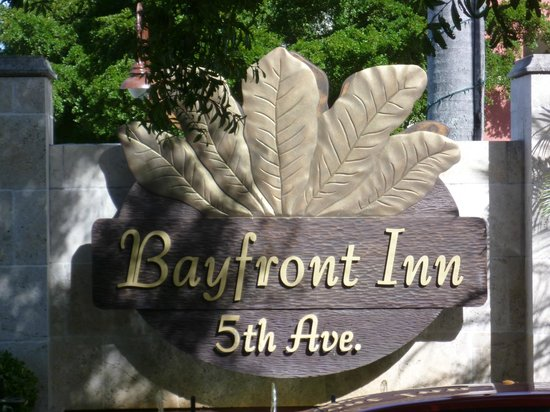 Bayfront Inn 5th Ave: bayfront