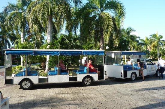 Grand Bahia Principe Bavaro : Shuttle