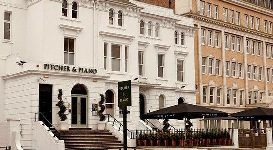 Pitcher & Piano - Tunbridge Wells