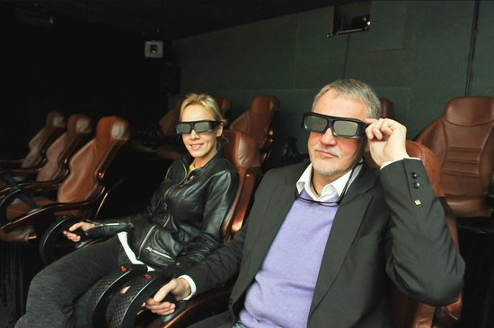 Look at Riga: MAX-D cinema