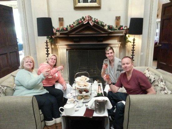 Warner Cricket St. Thomas Hotel: Champagne Afternoon Tea
