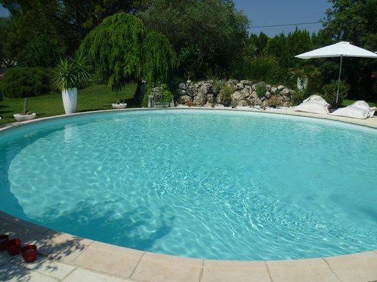 Mas de la Treille : Pool