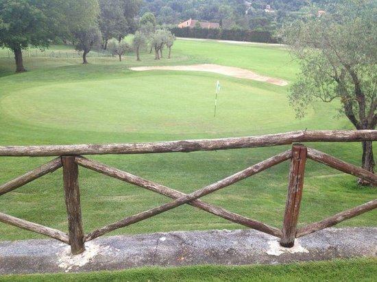La Meridiana: Golf course