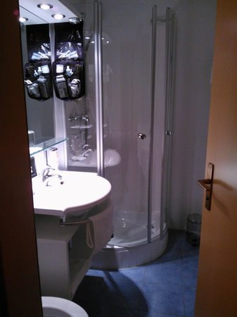 Hotel am Feuersee: Bagno