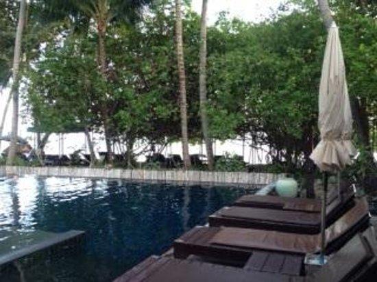 Chaweng Garden Beach Resort: Swimming pool