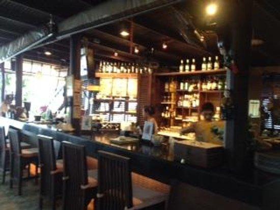 Chaweng Garden Beach Resort: Nice bar
