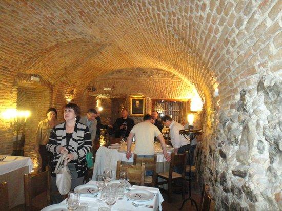 La Taberna del Capitan Alatriste: общий вид одного из залов